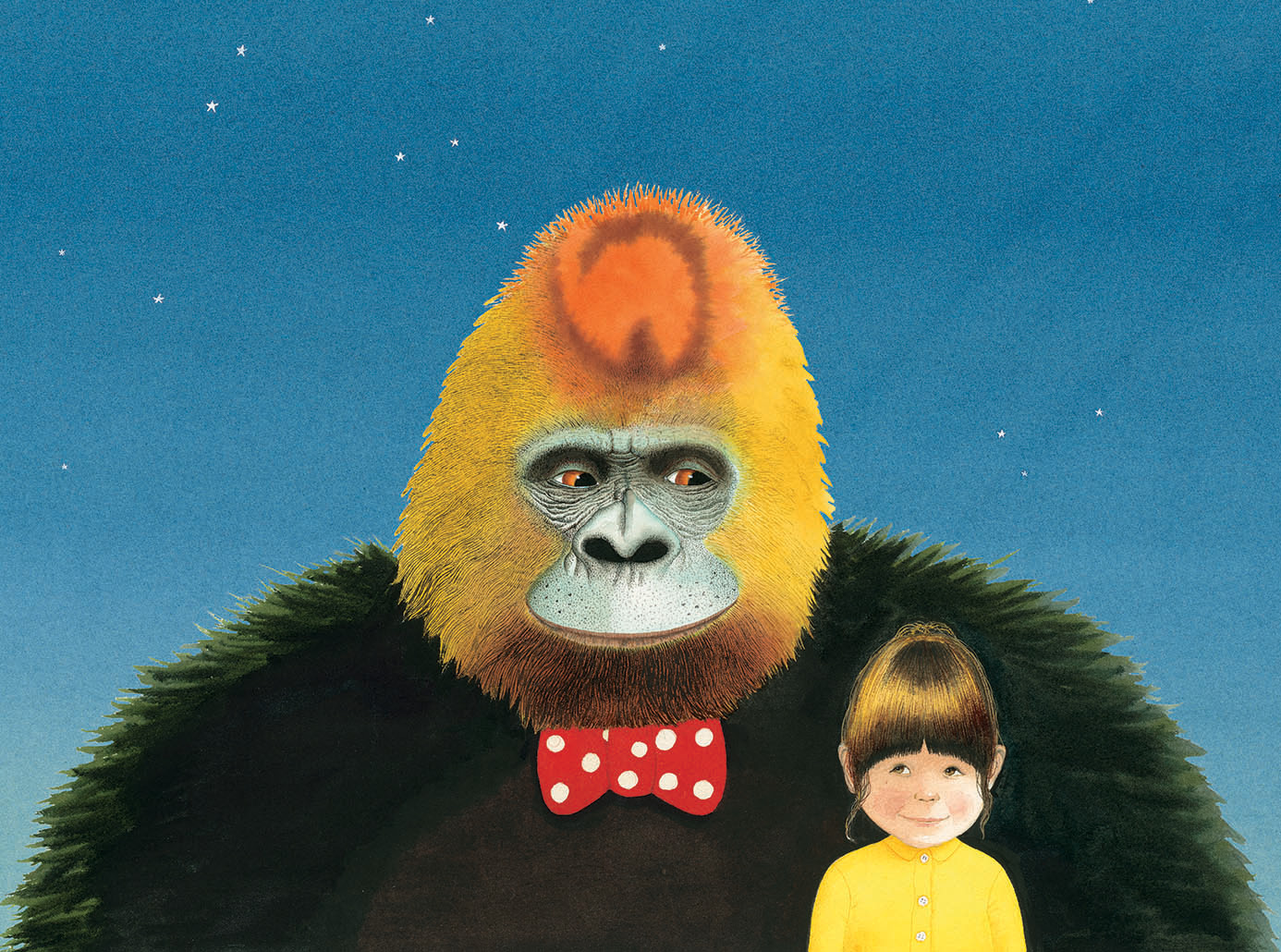 Gorilla by Anthony Browne adapted by Rachel Barnett with music and songs by Julien Butler